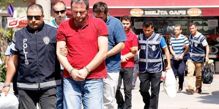 Eskişehir'de 38 emniyet görevlisi adliyeye sevk edildi