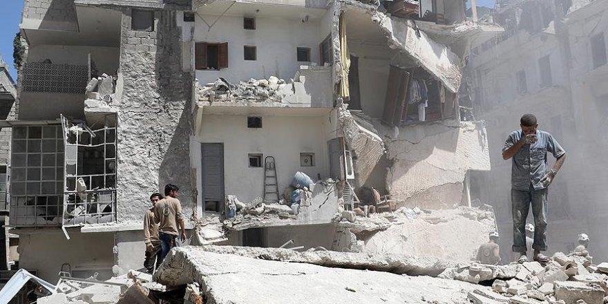 Suriye'de bir ayda bin 557 sivil hayatını kaybetti