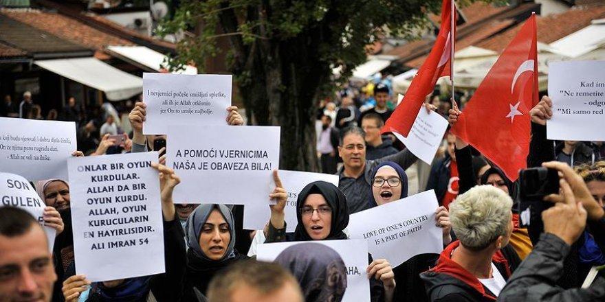 Bosna Hersek basını FETÖ'nün örgütlenmesini yazdı