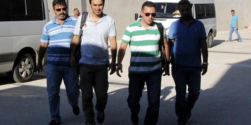 Elazığ'da 13 askeri personel tutuklandı