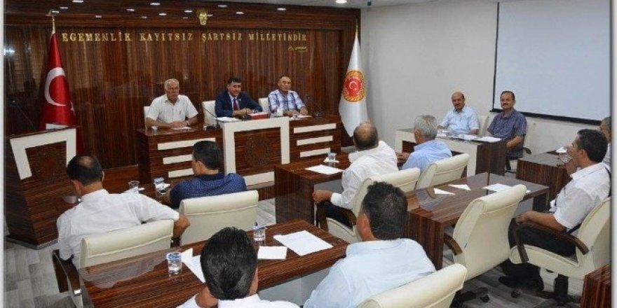 Kilis İl Genel Meclisi Ağustos ayı çalışmalarına başladı