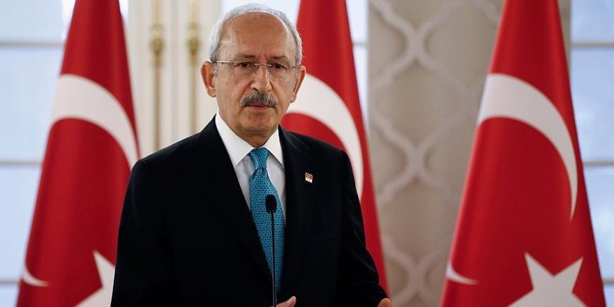 Kılıçdaroğlu'ndan Yenikapı kararı