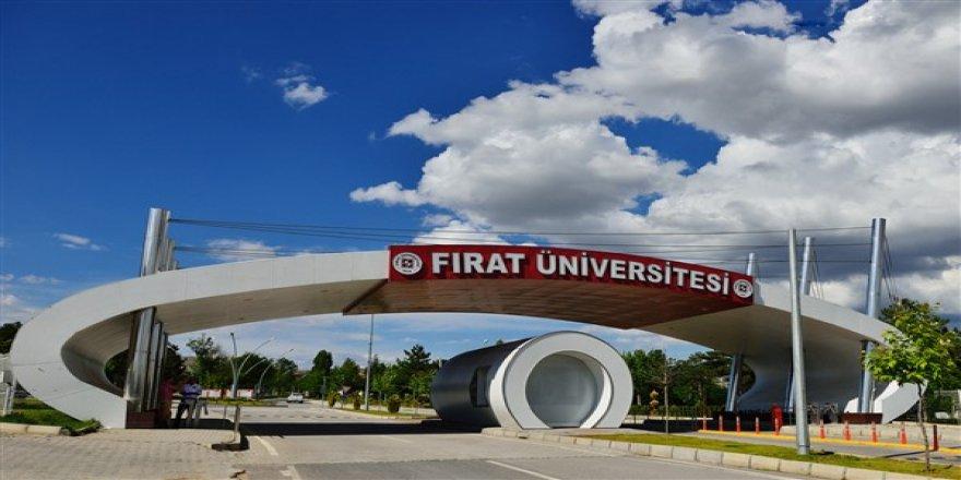 Fırat Üniversitesi'nde 41 personel görevden uzaklaştırıldı