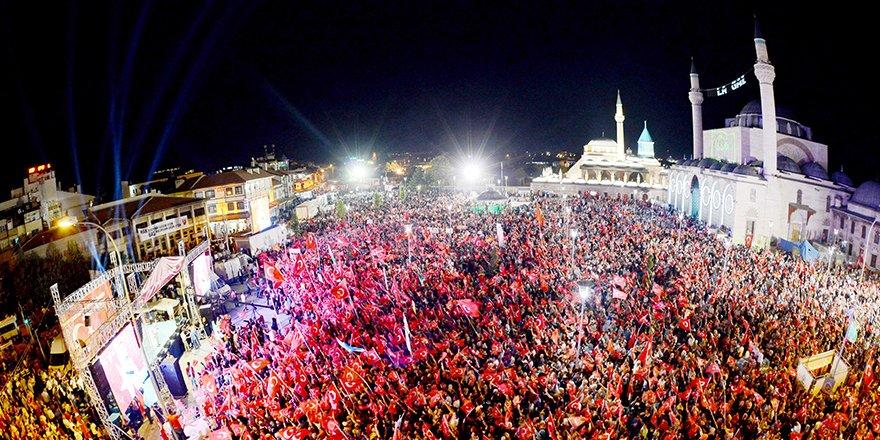 Hep birlikte Türkiye direnişi