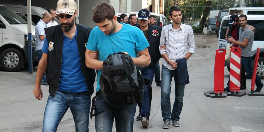 FETÖ'nün İK'sına yönelik soruşturmada 15 tutuklama