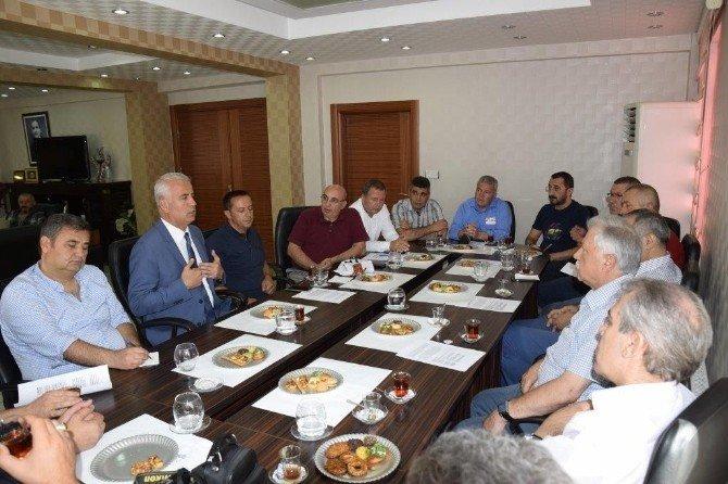 AK Parti Kırıkkale İl Başkanı Akçay'dan yardım çağrısı