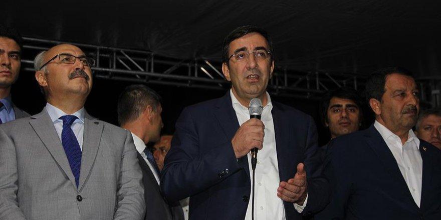 'Türkiye yüksek dozda bir terör saldırısına maruz kaldı'