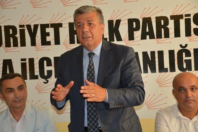 Balbay, CHP Aliağa İlçe Teşkilatını ziyaret etti