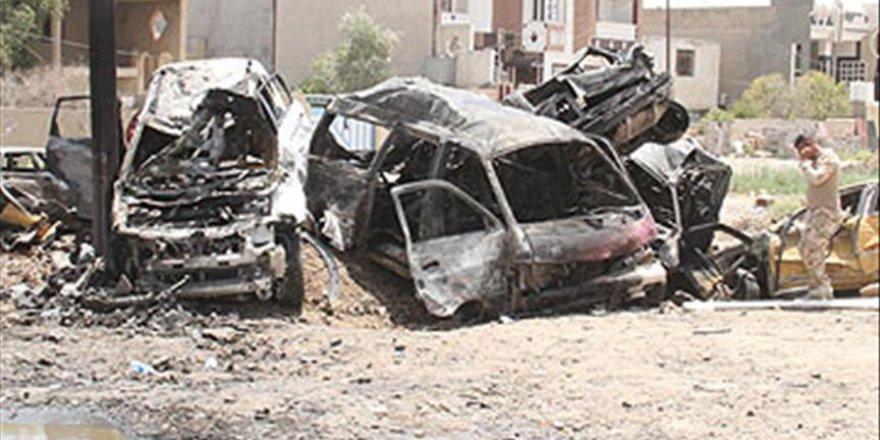 Ramadi ve Bağdat'ta patlama: 10 ölü