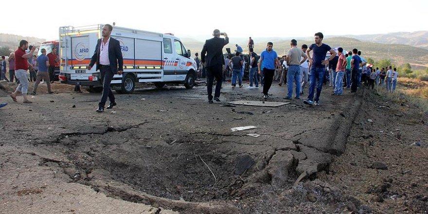 Bingöl'deki terör saldırısında yaralanan polis şehit oldu