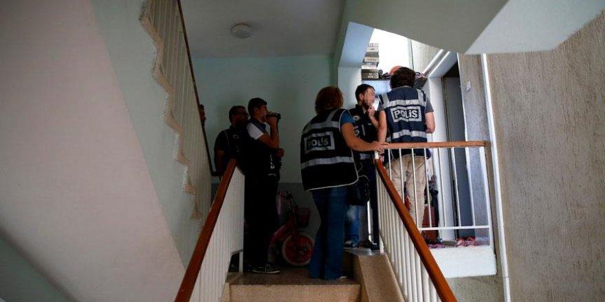 PETKİM'in Aliağa'daki yerleşkesine operasyon: 19 gözaltı