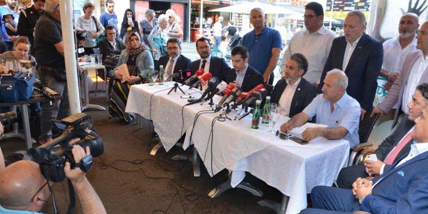 Avusturya'daki Türk sivil toplum örgütlerinden darbe girişimine tepki