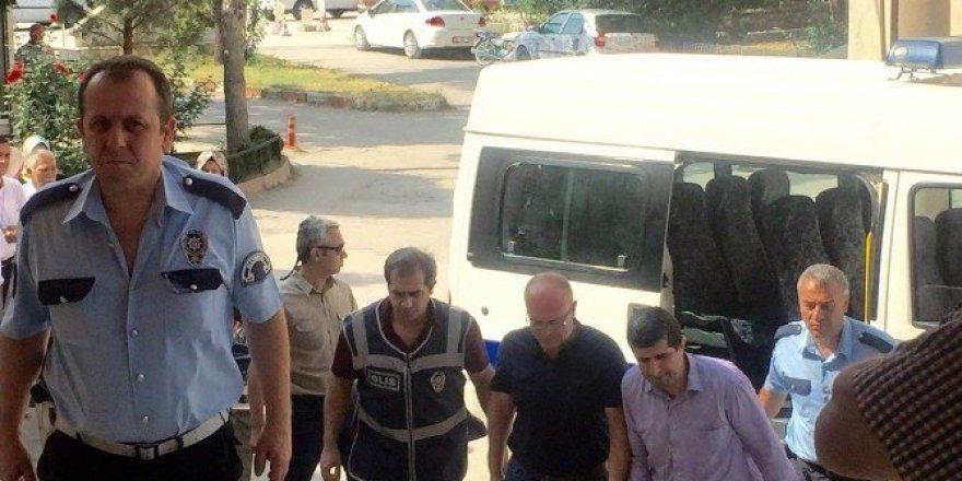 Akşehir'de 3 iş adamı tutuklandı
