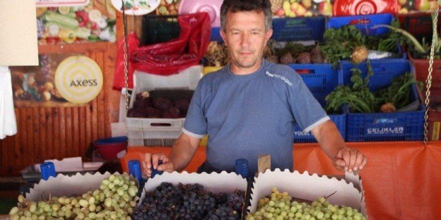 Yaz meyvelerinin vazgeçilmezi üzüme talep yoğun