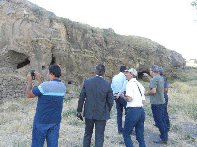 Ahlat Harabeşehir Eko Turizm Projesi start aldı
