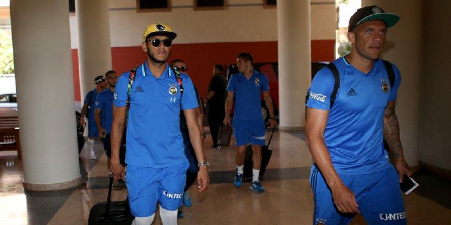 Fenerbahçe Monaco'da