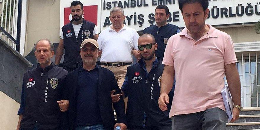 İbrahim Balta tutuklandı
