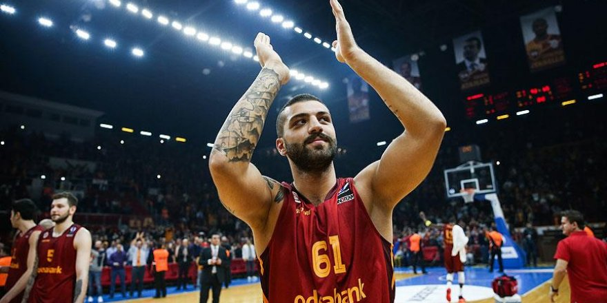 Galatasaray Odeabank Göksenin'in sözleşmesini uzattı