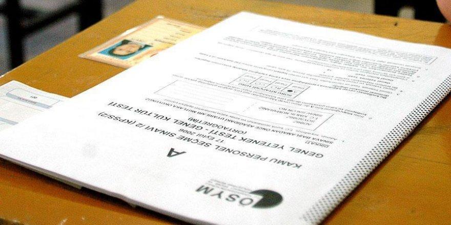 Çalışma Bakanlığı 2010 KPSS için çalışma başlattı