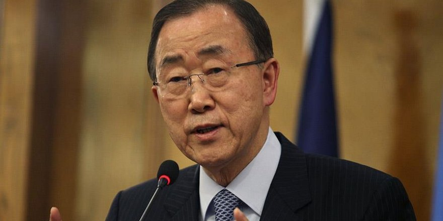 BM'den 'çocukların silahlı çatışmalardan korunması' çağrısı