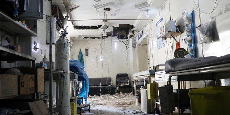 BM Suriye'deki sivil altyapının tahribinden 'rahatsız'