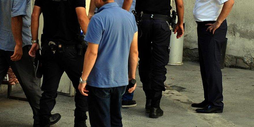 Manisa merkezli FETÖ operasyonunda 37 emniyet mensubuna gözaltı