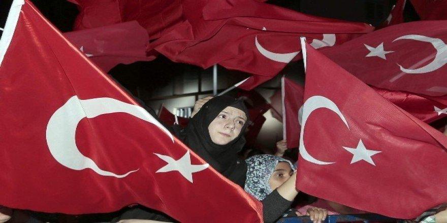 Nevşehir darbe ve darbecilere karşı demokrasi nöbetinin 19. gününde