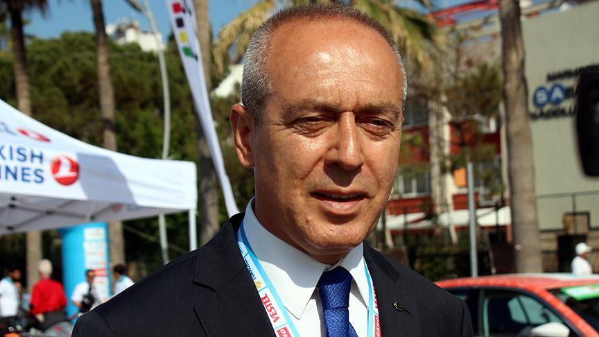 Müftüoğlu: Dünya Federasyonu Türkiye'ye güveniyoruz mesajı vermiştir