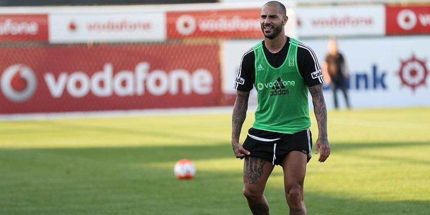 Beşiktaş'ta Quaresma takımla çalışmalara başladı