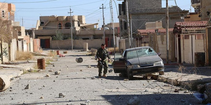 'Peşmerge DAEŞ'ten geri alınan bölgelerden çekilmeyecek'