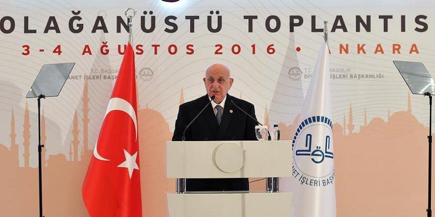 Kahraman: Türkiye darbeler ülkesi olmaktan çıkmıştır