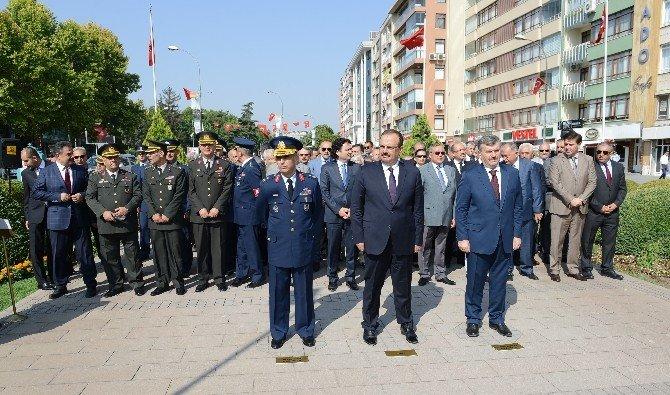 Atatürk'ün Konya'ya ilk gelişinin 96. yıl dönümü etkinlikleri