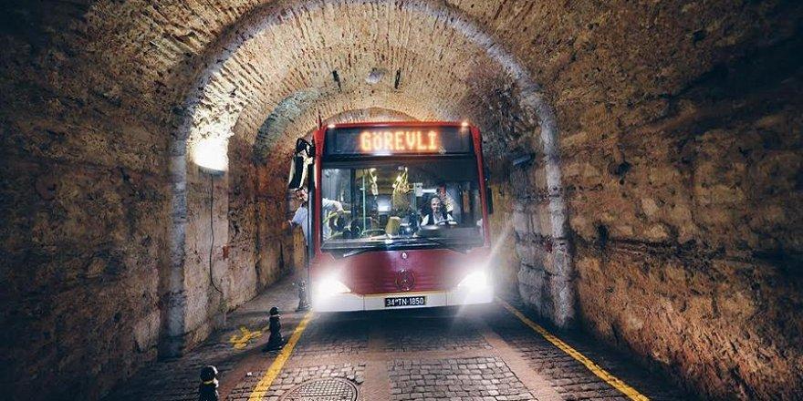 Tarihi Beylerbeyi Sarayı Tüneli yeniden canlanıyor