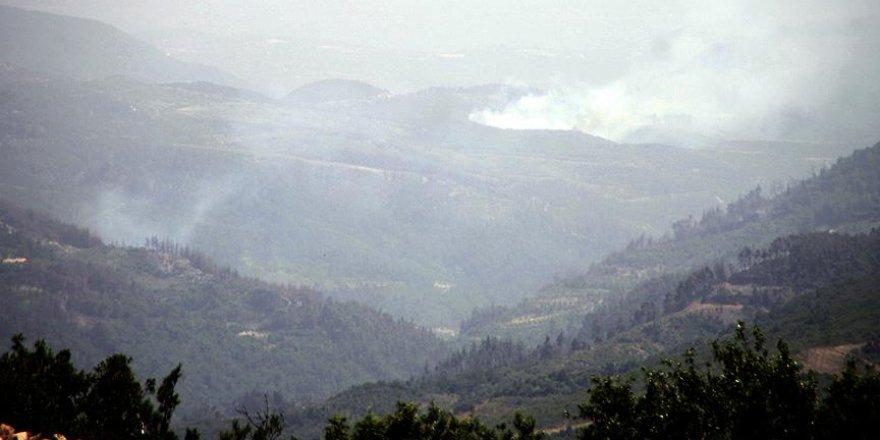 Rejim güçleri Türkmendağı ve Cebel Ekrad'ı bombalıyor