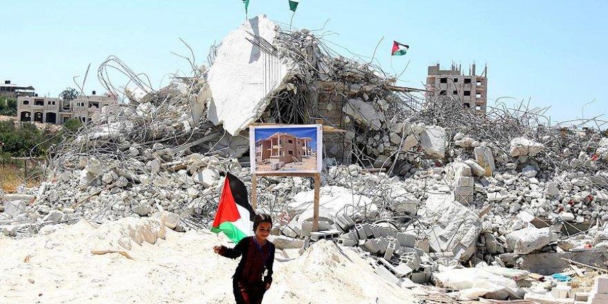 'İsrail'in hedefi Filistinlileri Kudüs'ten çıkarmak'
