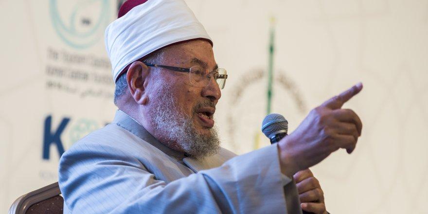 'Müslümanlar Halep için birleşmeli'