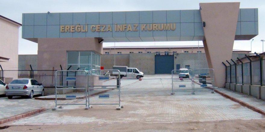 Ereğli'de 2 infaz koruma memuru tutuklandı