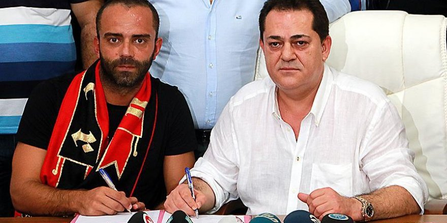 Semih Şentürk Eskişehirspor'da
