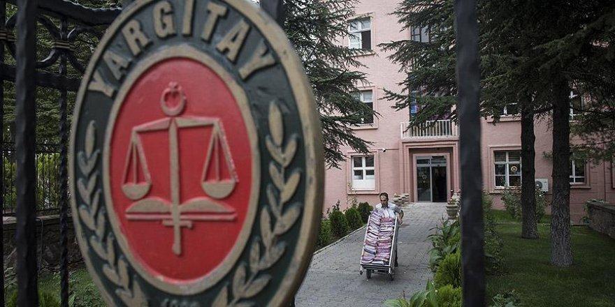 Yargıtay'da 168 personel görevinden uzaklaştırıldı