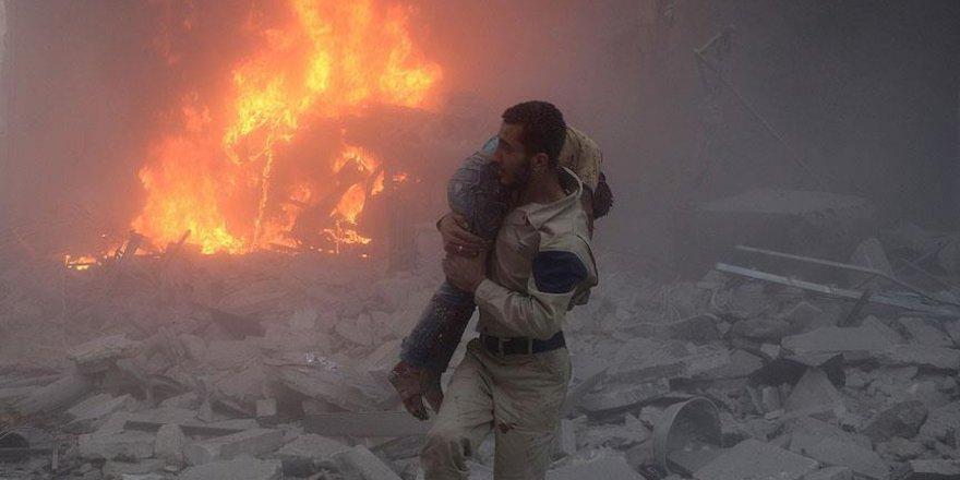 İİT, Halep kentindeki saldırıları kınadı