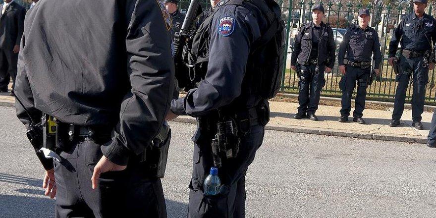 ABD'de ilk defa bir polis terörle suçlandı