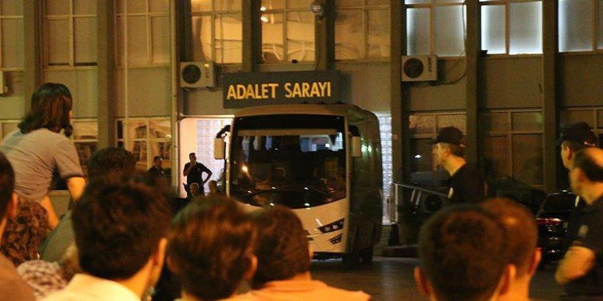 Aydın'daki FETÖ operasyonunda 5 tutuklama
