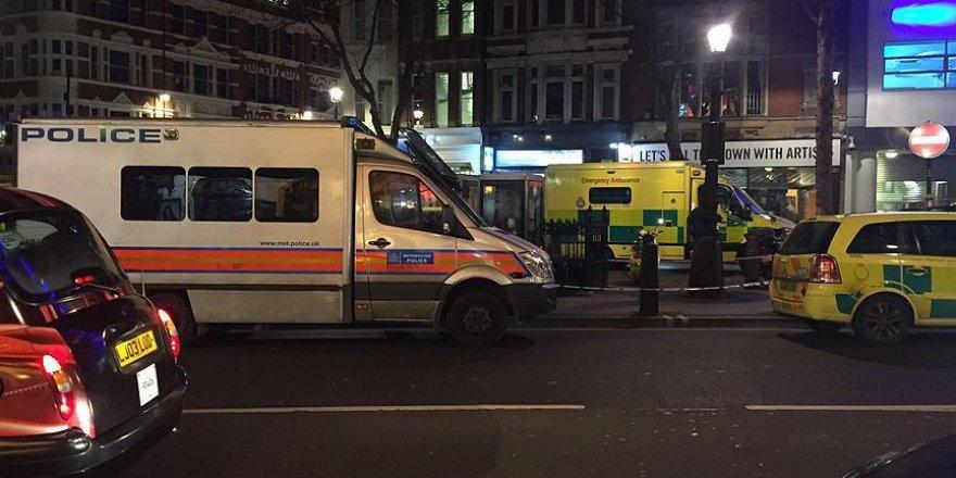 Londra'da bıçaklı saldırı: 1 ölü, 5 yaralı