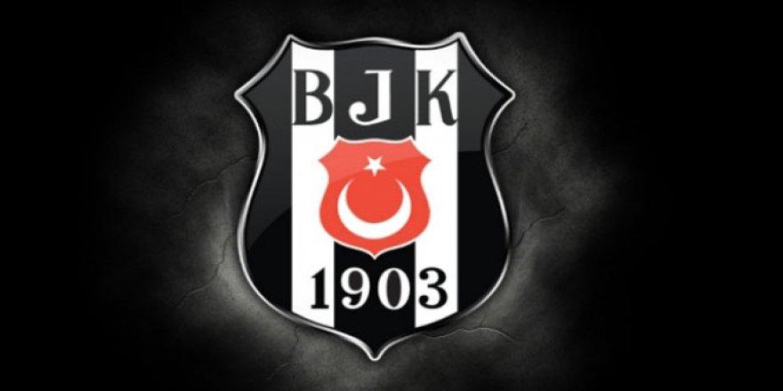 Beşiktaş: 'Ülkemizi en iyi şekilde temsil edeceğiz'