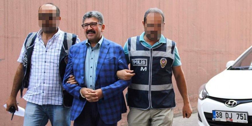 Hacı Boydak, gözaltına alındı