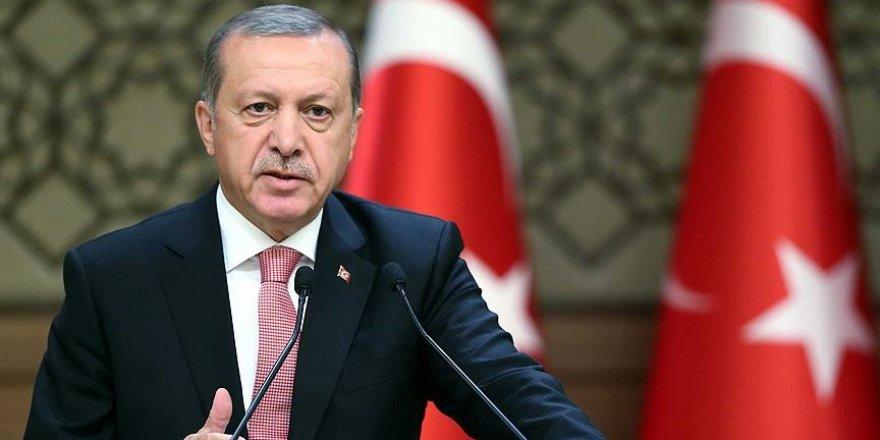 Erdoğan: Milletimiz 'ülkemizi bu sapıklara bırakmayacağız' demiştir