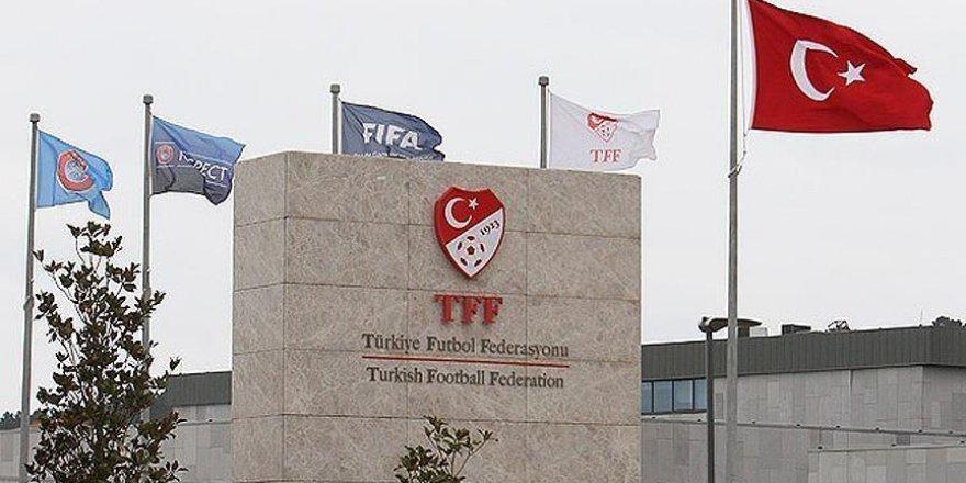 TFF kurullardan 9 üyenin istifalarını kabul etti