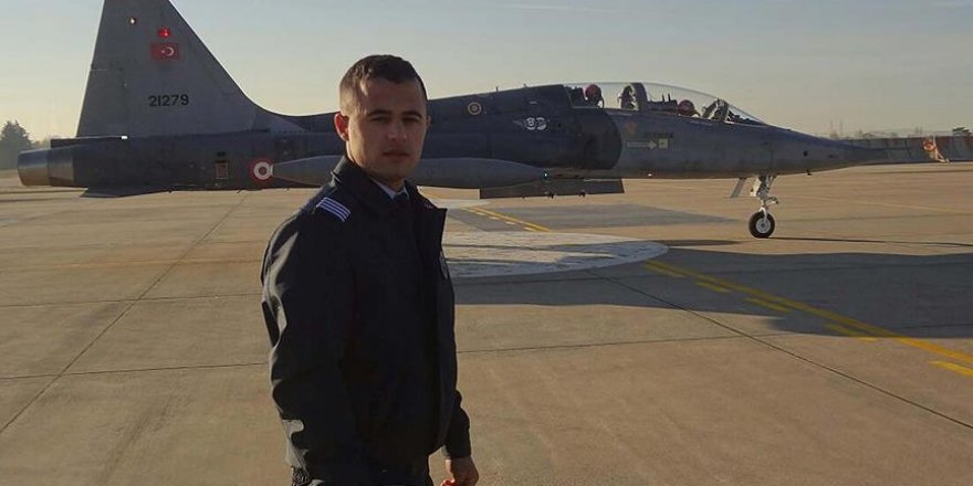 'En büyük hayalim pilot olmaktı'
