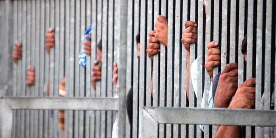 Hamaslı tutuklulardan 'açlık grevi ve isyan tehdidi'