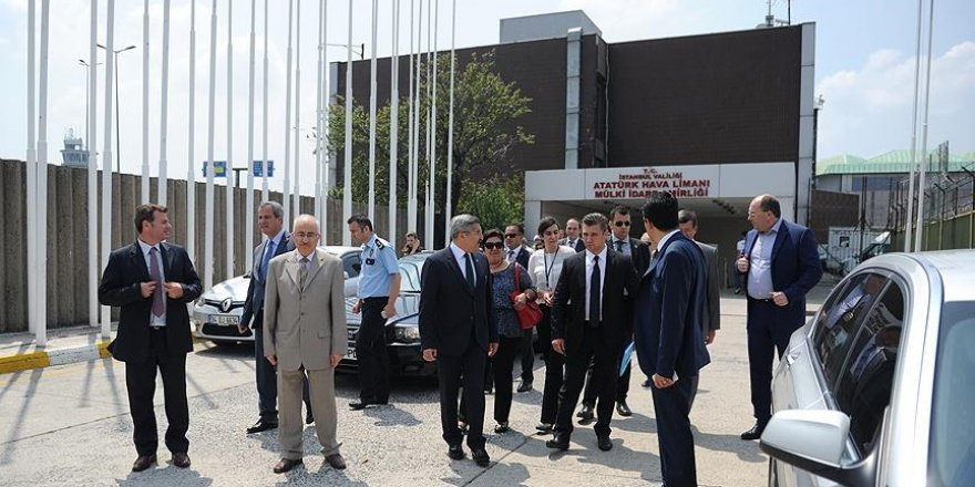 Rus heyetten Türkiye'ye 'turizm güvenliği' ziyareti
